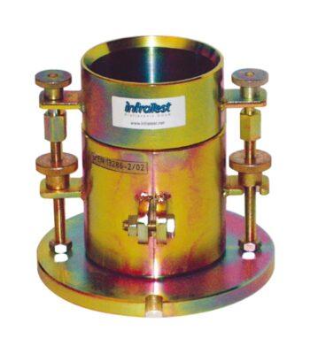 CBR Form B1307 152mm, geteilt \ NF|NF P|NF P 94|NF P 94-078|NF P 94-093 \ \ Proctorgeräte \ CBR