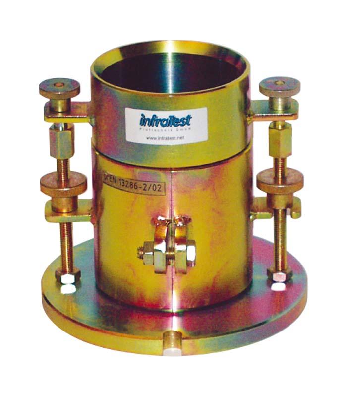 Moule CBR Ø152mm, fendu \ NF|NF P|NF P 94|NF P 94-078|NF P 94-093 \ Appareillage Proctor \ CBR