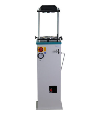 Universal Extruder electro-hydraulic 100kN   for Proctor cylinder 100 mm  Proctor Devices  Sample Extruder