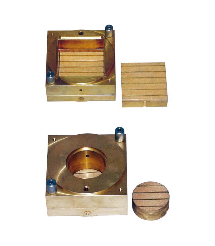 Boîte de cisaillement 100 x 100mm \ \ Machine de Cisaillement \ Boîte de cisaillement