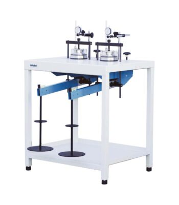 Belastungsrahmen-Oedometer 2-fach \ ASTM|ASTM D|ASTM D 2435|ASTM D 4546|BS|BS 1377 \ \ Oedometer/Konsolidationsprüfstände \ Belastungsrahmen