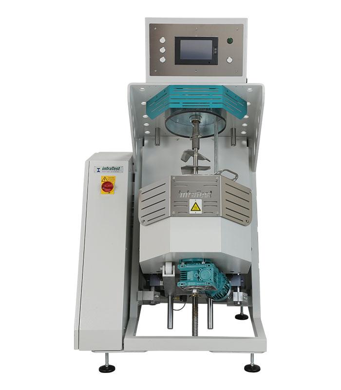 Malaxeur de laboratoire 4 - 15kg \ ASTM|ASTM D|ASTM D 1559|EN|EN 12697|EN 12697/35 \ Mélange et Préparation d´Échantillons \ Malaxeur de laboratoire