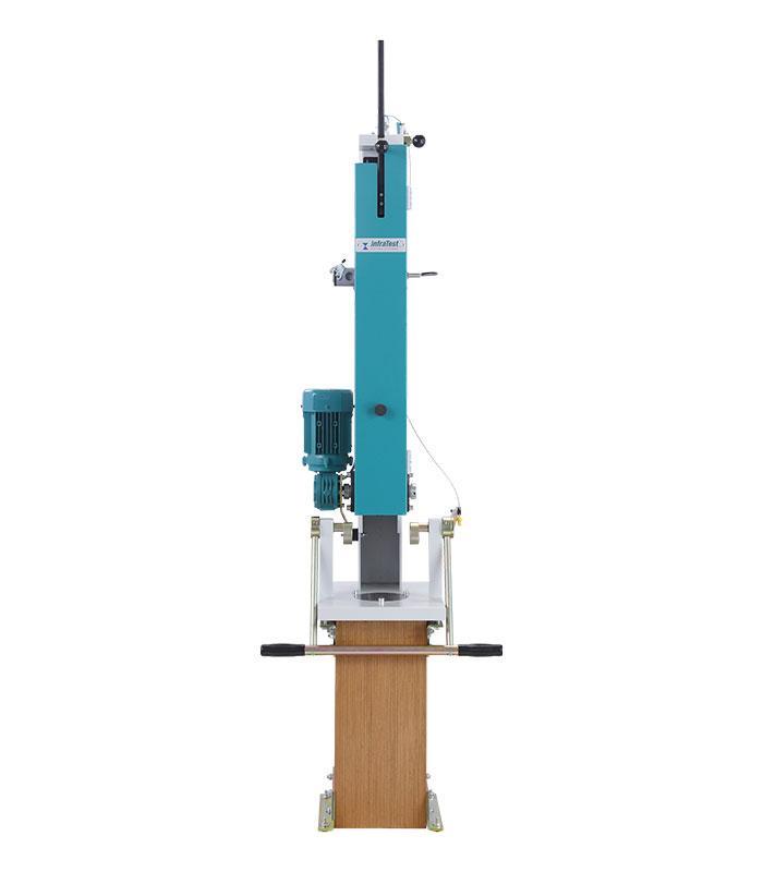 Automatic Bituminous Compactor  AASHTO|AASHTO T|AASHTO T 245|ASTM|ASTM D|ASTM D 1559|ASTM D 6926|NF|NF P|NF P 98|NF P 98-251/2  Standard Method of Test for Resistance to Plastic Flow of Asphalt Mixtures Using Marshall Apparatus  Marshall  Bituminous Compactor