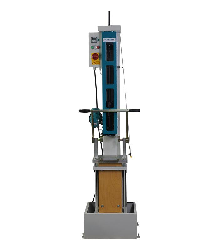 Marshall Impact Tester  simple  Sample preparation, Marshall compactor