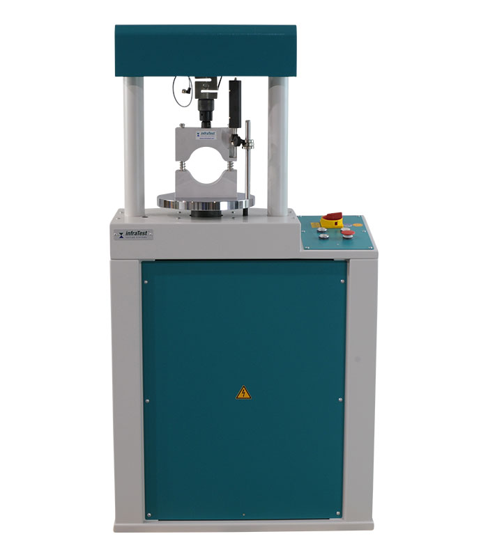Presse d´essai Marshall 30kN -PC 60Hz \ AASHTO|AASHTO T|AASHTO T 245|ASTM|ASTM D|ASTM D 1559|EN|EN 12697|EN 12697/34 \ Marshall \ Presse d'essai