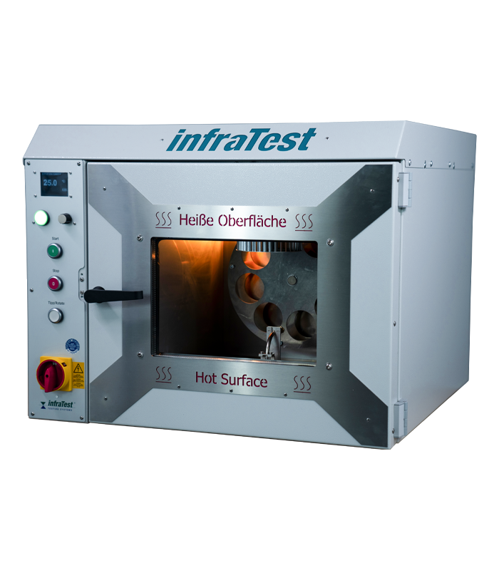 Rolling Thin Film Oven RTFOT \ EN|EN 12607|EN 12607/1 \ Determination of the resistance to hardening under influence of heat and air \ Bitumen \ RTFOT|Thin Film Oven