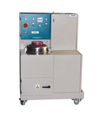 Bitumen Washing Machine 60Hz \ \ Cleans bitumen polluted containers, glass flasks etc. using trichlorethylene in a closed system \ Extraction \ Bitumen Washing Machine