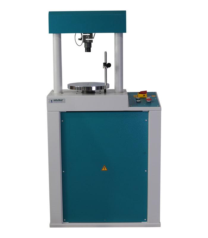 Machine d' essai universelle 50kN \ AASHTO|AASHTO T|AASHTO T 245|ASTM|ASTM D|ASTM D 1559|ASTM D 2166|DIN|DIN 18136|EN|EN 12697|EN 12697/34 \ Machines d´essai électromécanique \ UNIPRESS