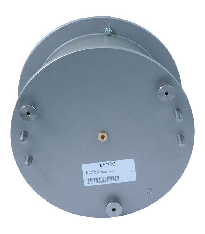Cylindre pour Micro Deval \ EN|EN 1097|EN 1097/1 \ Machines d´essai d´abrasion \ Accessoires|Cylindre de test