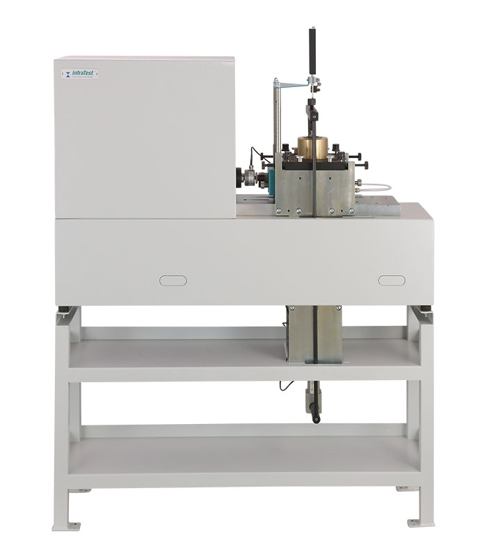 Direct/Residual Shear Apparatus 10 kN \ ASTM|ASTM D|ASTM D 3080|BS|BS 1377|DIN|DIN 18137|NF|NF P|NF P 94|NF P 94-071 \ \ Shear Testing Devices \ PROPRESS