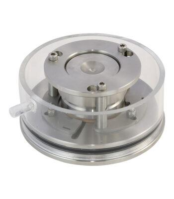 Oedometerzelle Ø50,5mm \ ASTM|ASTM D|ASTM D 2435|ASTM D 4546|BS|BS 1377|DIN|DIN ISO|DIN ISO 17892 \ \ Oedometer/Konsolidationsprüfstände \ Oedometerzelle