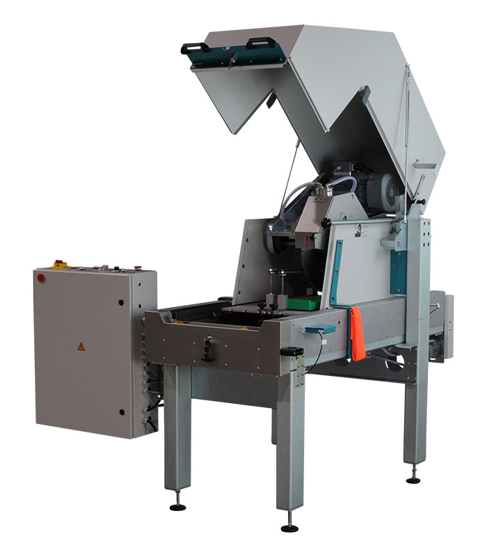 Scie 650mm automatique \ \ Scies \ Machine à scie