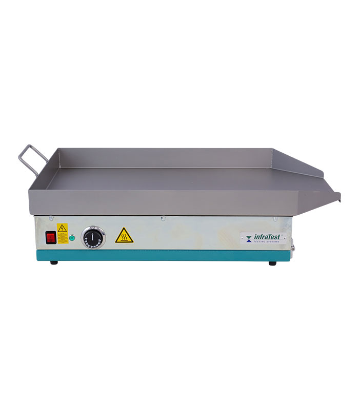 Electric Mixing Tray \ \ Heating and mixing of asphalt samples \ \