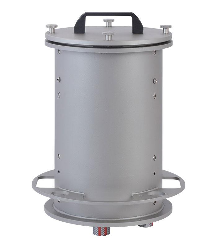 Test cylinder left Nordic Ball Mill Test \ EN|EN 1097|EN 1097/9 \ \ Abrasion Testing Machines \ Accessories|Test cylinder