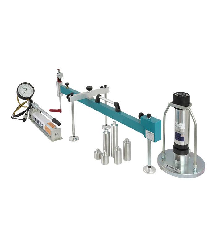 Plate Bearing Test Set 160kN \ ASTM|ASTM D|ASTM D 1194|ASTM D 1195|ASTM D 1196|BS|BS 1377|DIN|DIN 18134 \ \ Field Testing Machines \ Plate Bearing Test Set