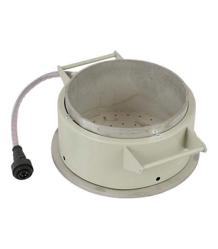 Cuit-Vapeur pour 42-2200 \ DIN|DIN EN|DIN EN 1744 \ Détermination de densité et de densité apparente \ moule à vapeur