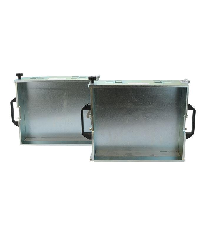 Plaster Mould 260 x 320mm (set)  simple