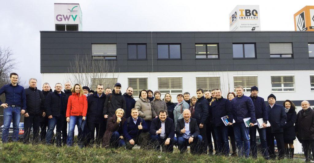 Teilnehmer des ASPRO Workshops
