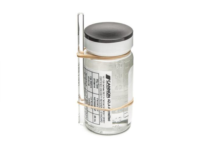 DSR Hochtemperatur Standard-Cannon-Öl \ \ \ Bitumen|Bereich 20 Asphalt & Bitumen>Sonstiges \ DSR|Kinexus|Standard-Cannon-Öl