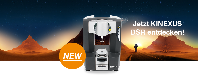 Ab sofort ist das Kinexus DSR in sämtlichen Varianten exklusiv bei der infraTest Prüftechnik erhältlich. Jetzt anfragen das Dynamische Scherrheometer anfragen!