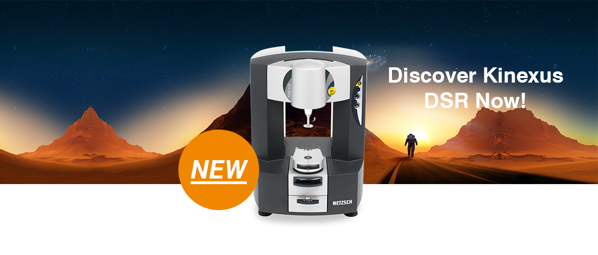 Dynamic Shear Rheometer is available at infraTest now!