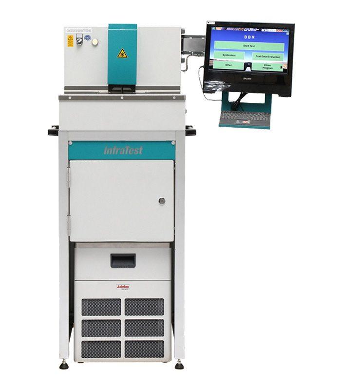 BBR Bending Beam Rheometer  AASHTO|AASHTO T|AASHTO T 313|ASTM|ASTM D|ASTM D 6648|DIN|DIN EN|DIN EN 14771|NF|NF T|NF T 66|NF T 66-062  Determination of Flexural Creep Stiffness of Asphalt Binder at low temperatures  Bitumen  BBR|Bending beam|Bending beam rheometer|Rheometer