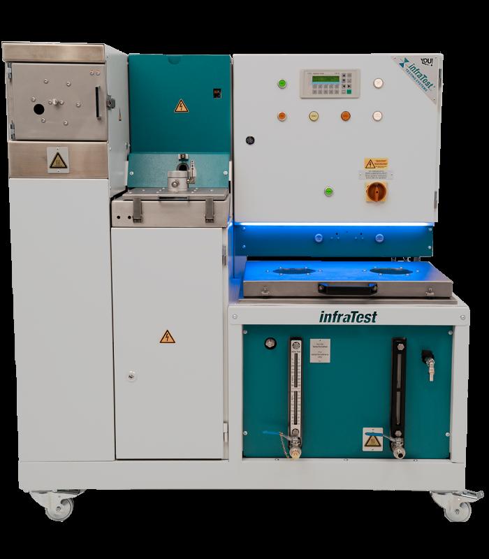 Asphalt Analyzer YOU \ AASHTO|ASTM|ASTM D|ASTM D 8159|ASTM D 8159-2018|EN|EN 12697|EN 12697/1 \ Extraction \ Asphaltanalysator|Détermination de la teneur en liant|Extraction