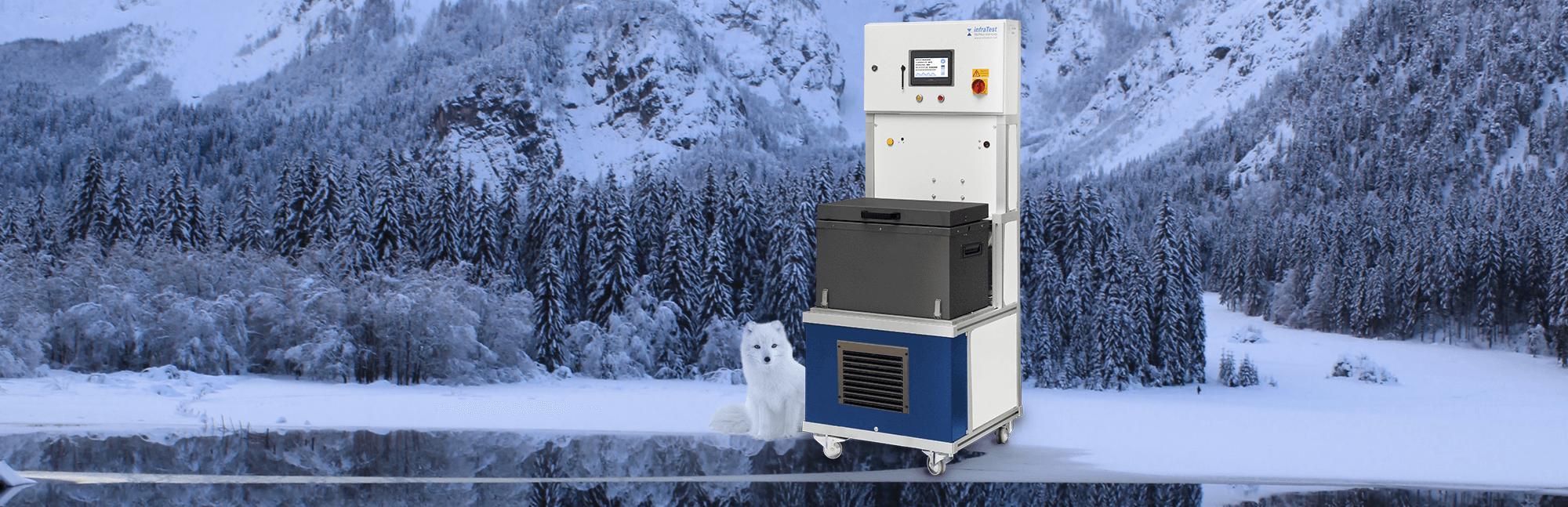 Kältetechnik Tiefkühlschrank Laborgefrierschrank Tieftemperatur Corona Impfstoff