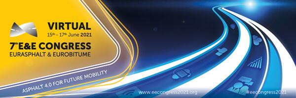 7th E&E congress eurobitume virtual event fair asphalt bitumen aurasphalt conference